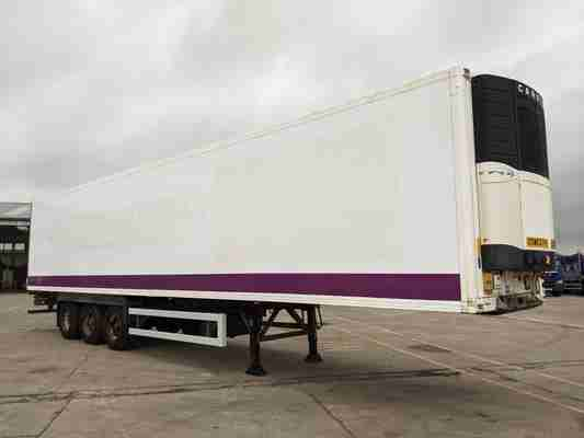 GRAY AND ADAMS 44FT INSULATED BOX TRAILER - 2008 - C241073