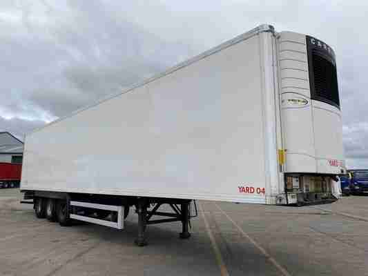 GRAY AND ADAMS 44FT INSULATED BOX TRAILER - 2008 - C241070