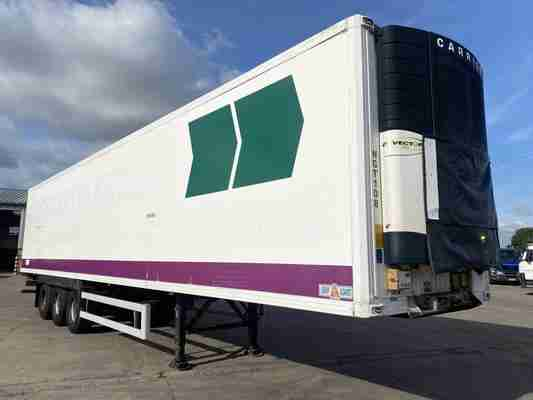 GRAY AND ADAMS 44FT INSULATED BOX TRAILER - 2008 - C241071