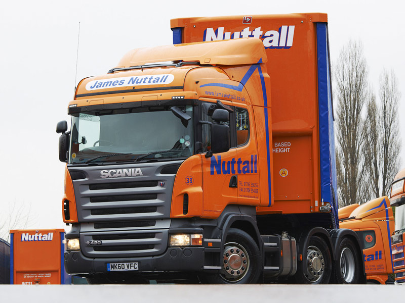 Tyre Management Contracts | Commercial Motor