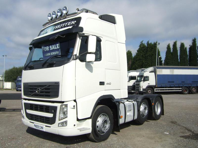 Commercial motor s used truck of the week is a volvo fh globetrotter xl commercial motor