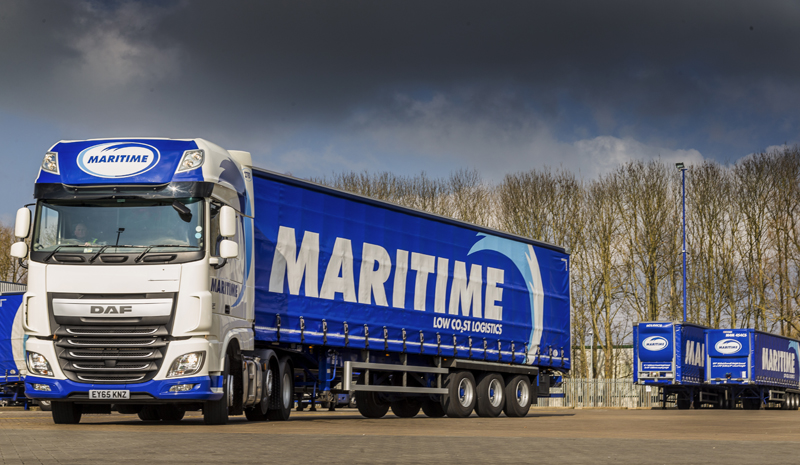 Maritime transport buys 100 lawrence david trailers for Maritime motors used cars