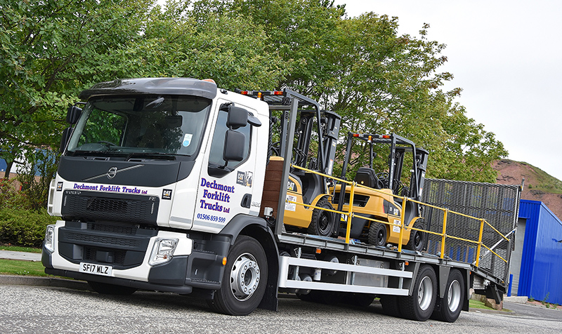 Volvo Truck And Bus Centre North And Scotland Delivers