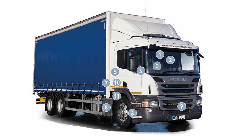 Scania P Series 11 Problems You Need To Know About