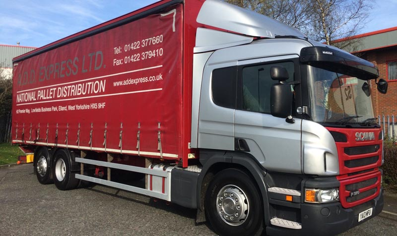 58530550c6 2013 Scania P320 26-tonne curtainsider  Commercial Motor s used truck of  the week