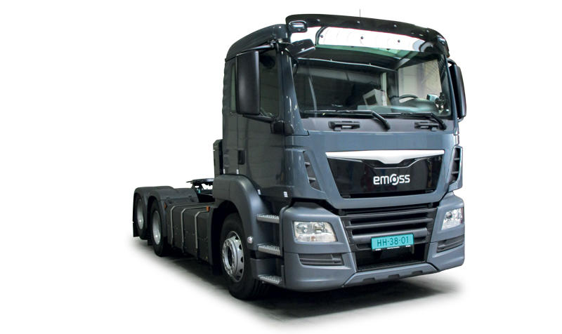 EMOSS Electric Trucks: Road Test | Commercial Motor