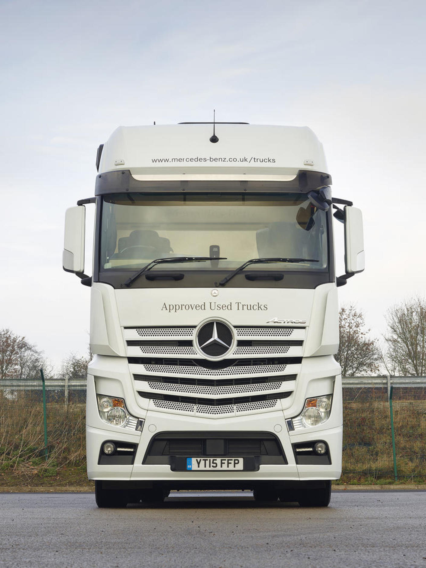 Mercedes Benz Actros Problems To Look For When Buying A
