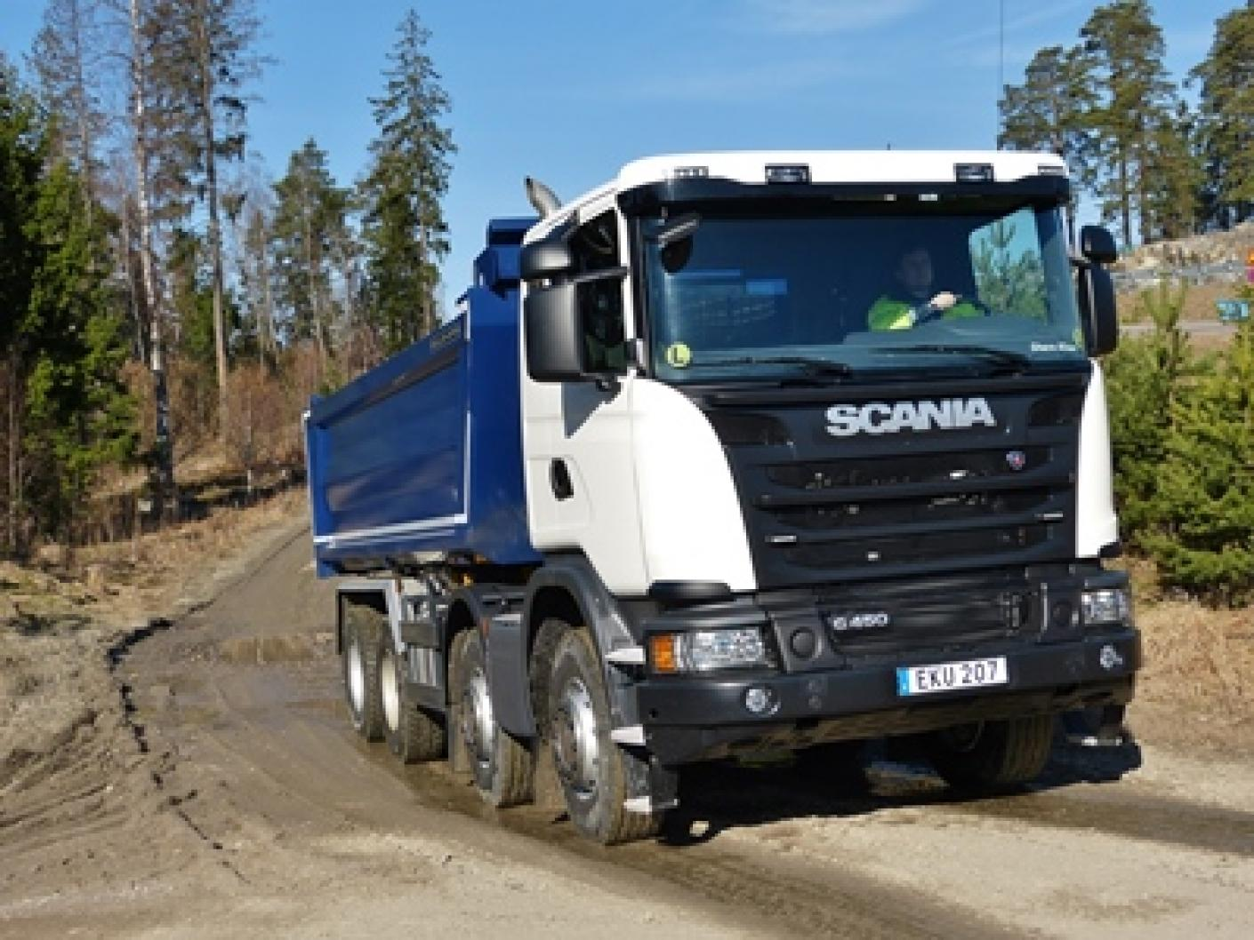 Shifting opinions - Scania's Opticruise | Commercial Motor