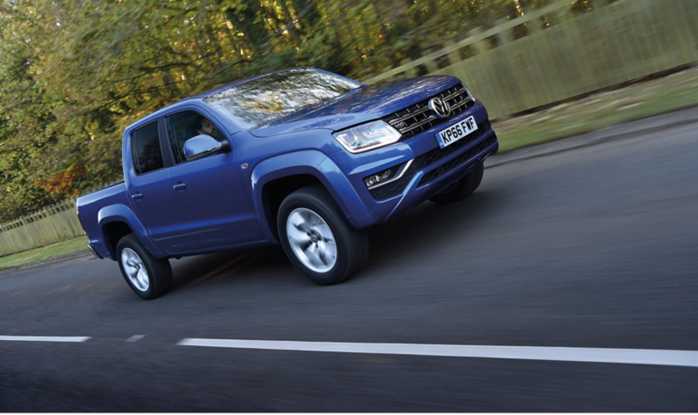 VW Amarok International Pick-up of the Year 2018