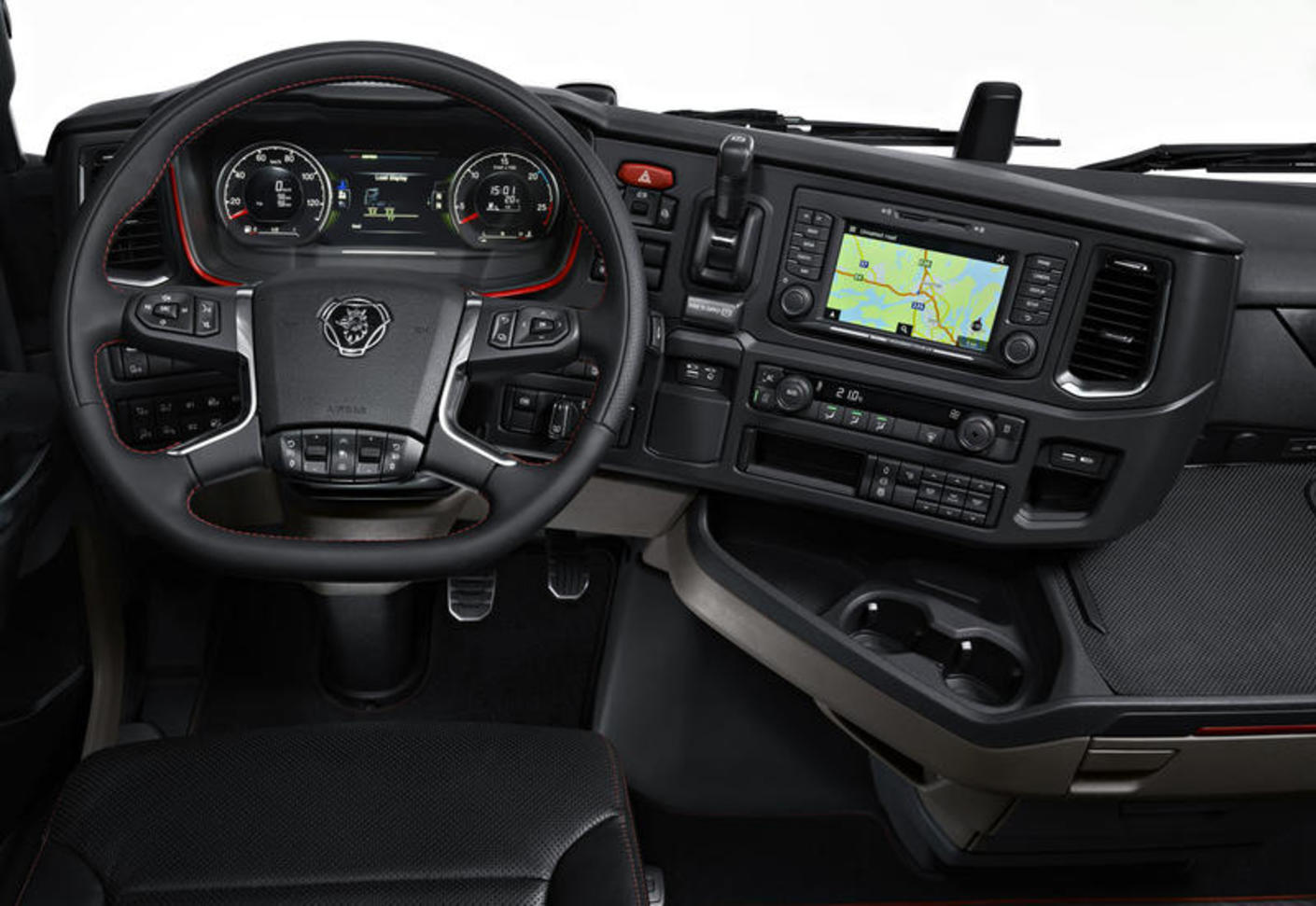 Neuer Actros 2018 >> New Scania S and R trucks launched | Commercial Motor