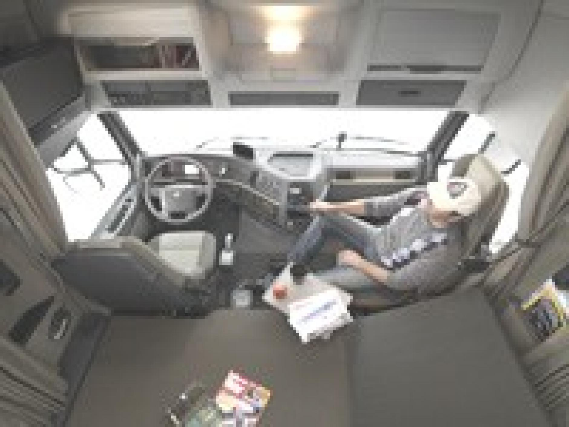 Volvo FH and FM will help keep the troops happy | Commercial Motor