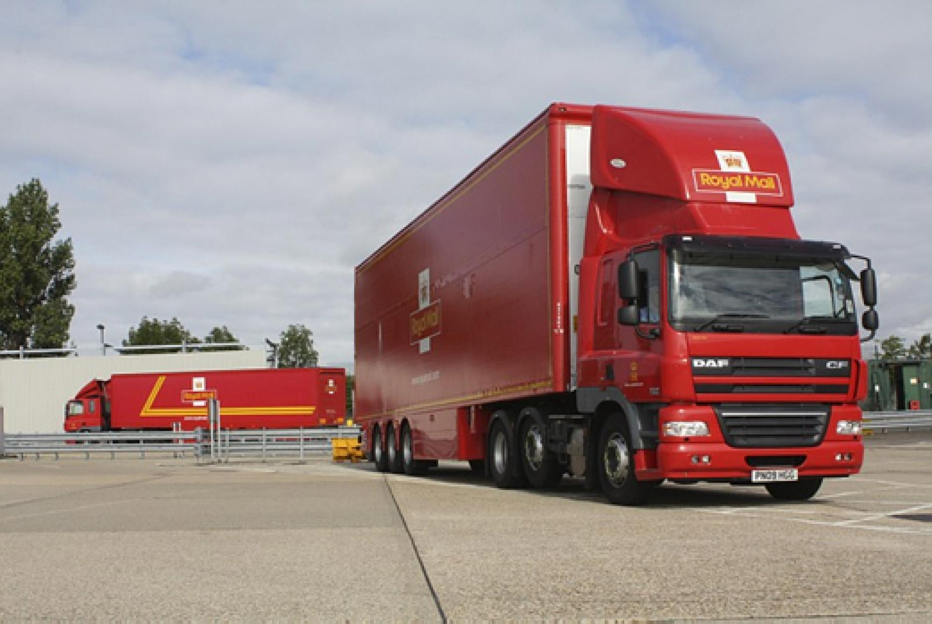 Royal Mail Group Is Gearing Up For A Love Filled Weekend Expecting To Deliver 250 Lorry Loads Of Valentine Cards