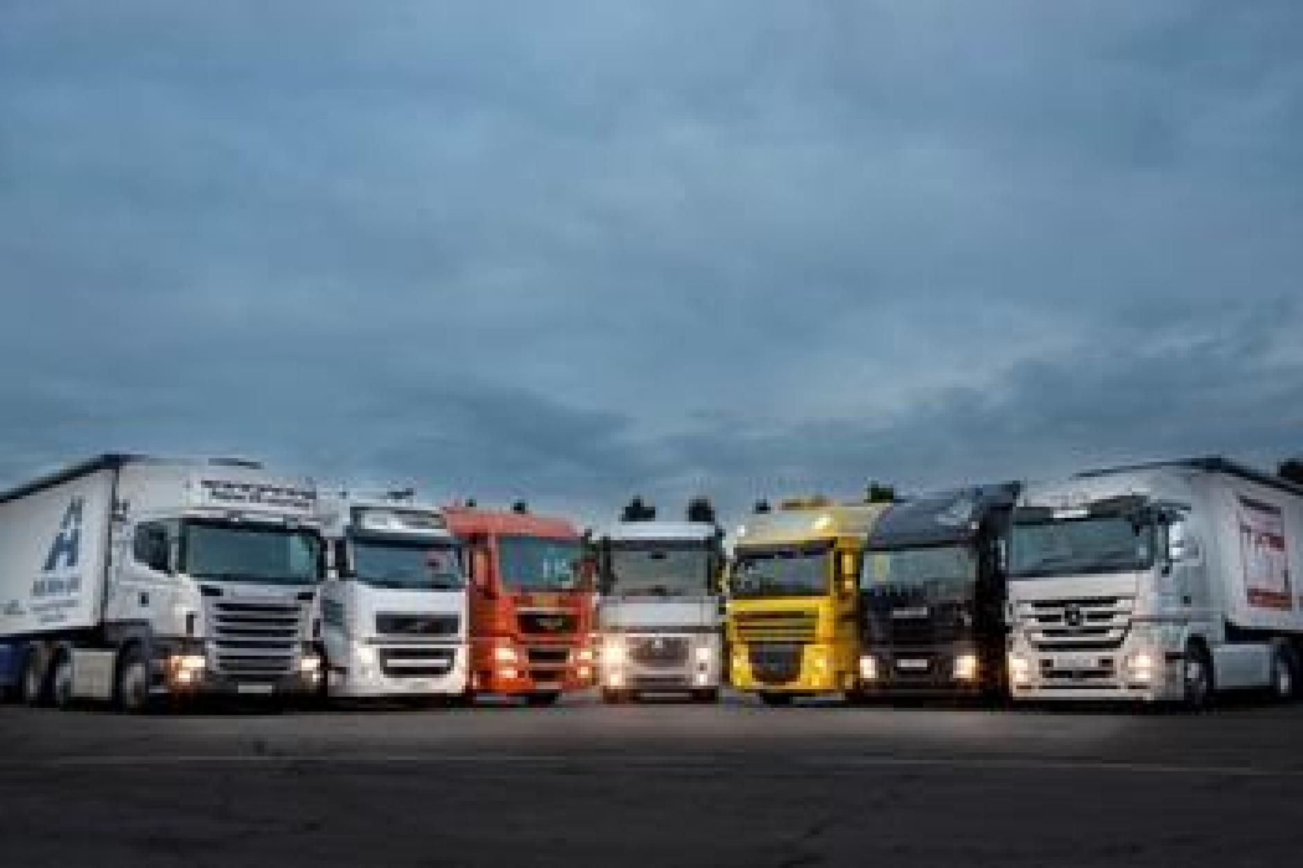 Heavy truck market strong in January registrations ...