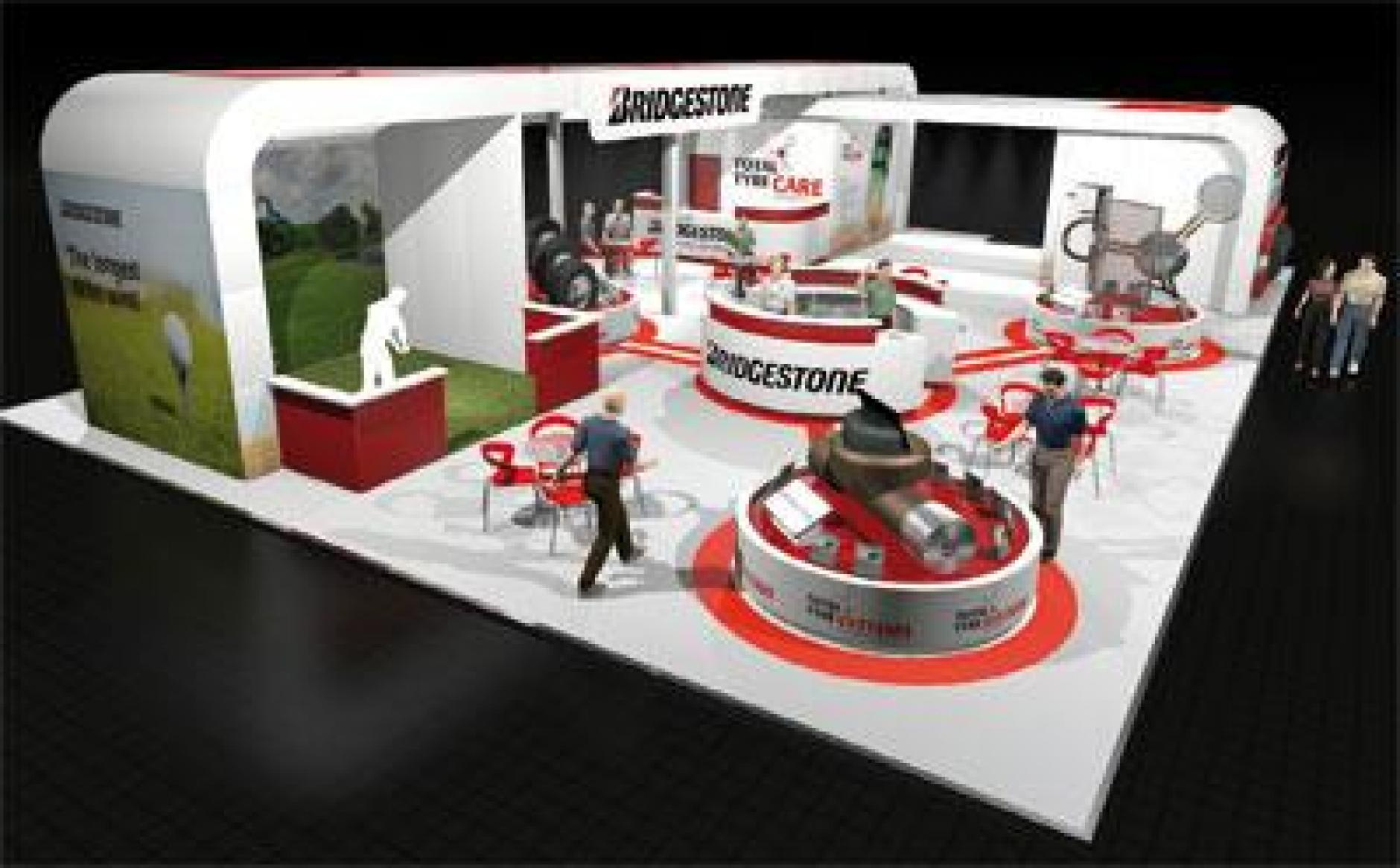 cv show bridgestone about more than just tyres commercial although there will be tyres on the bridgestone stand the theme this year will be total tyre care more than tyres the range of services on show will