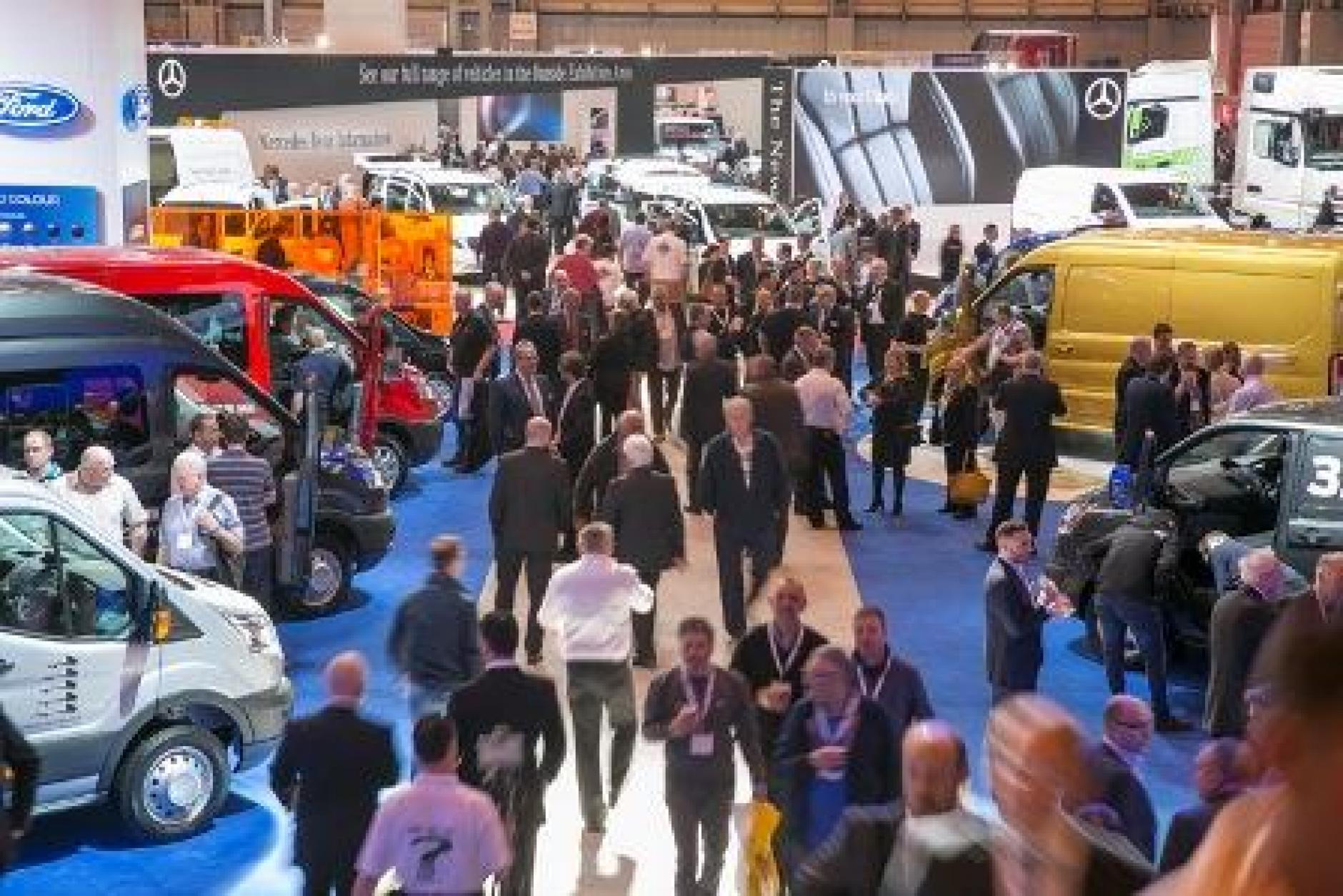 live from the cv show commercial motor the cv show the uk s biggest commercial vehicle show is happening on 25 27 in birmingham this week the com team is at the nec
