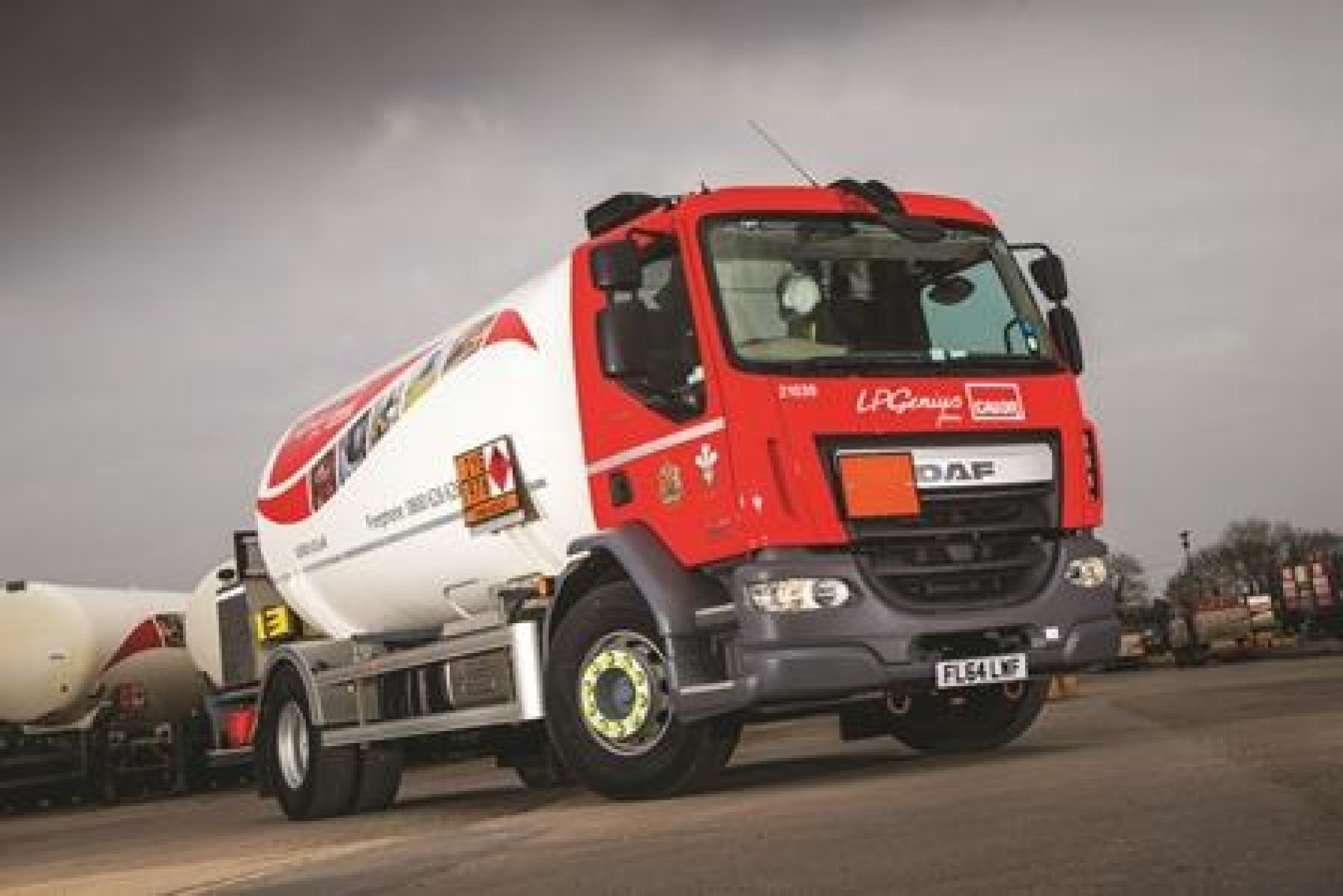 cv show 2015  minibulk tankers give calor gas the edge