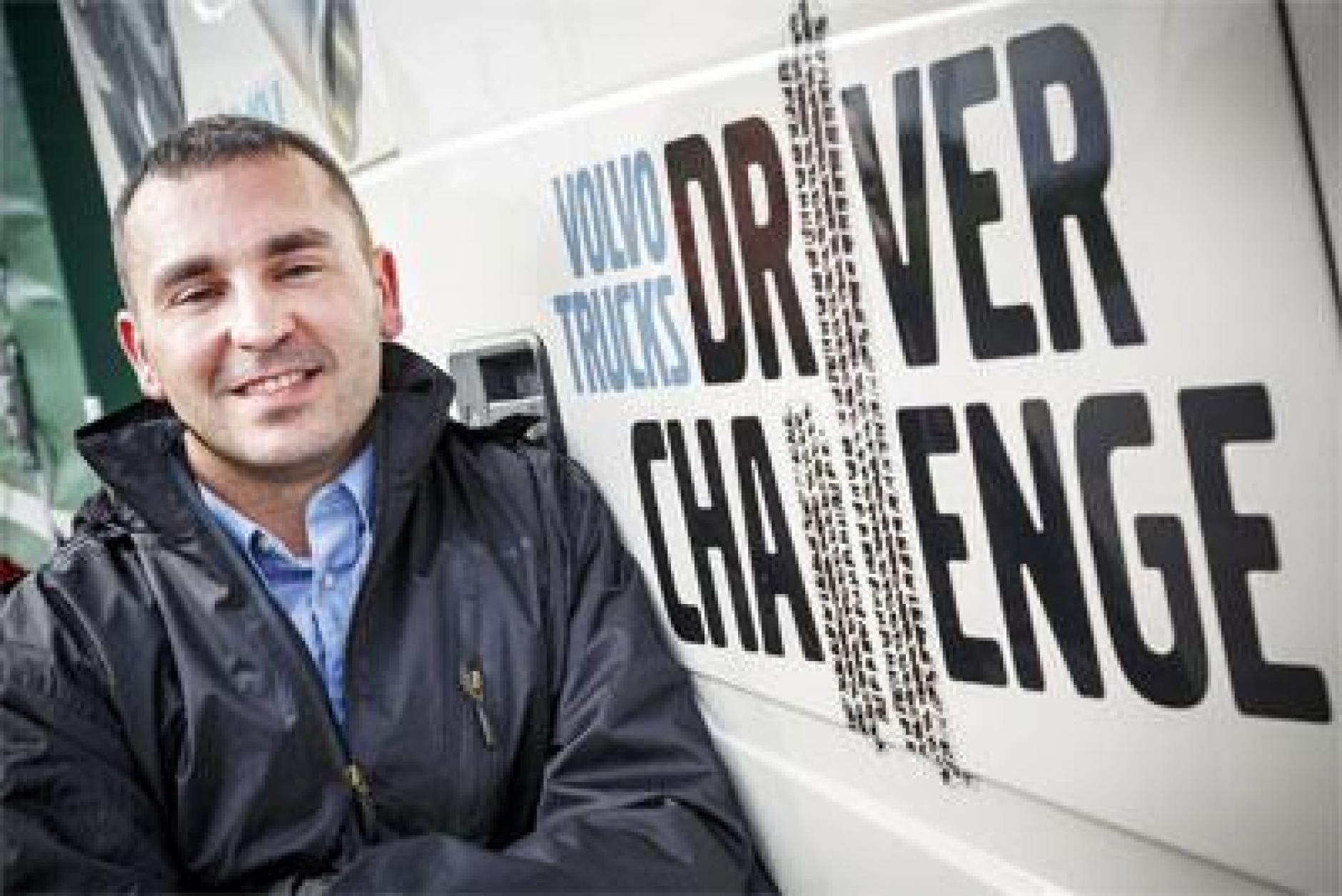 DHL driver wins Volvo Trucks Driver Challenge 2012 | Page 8
