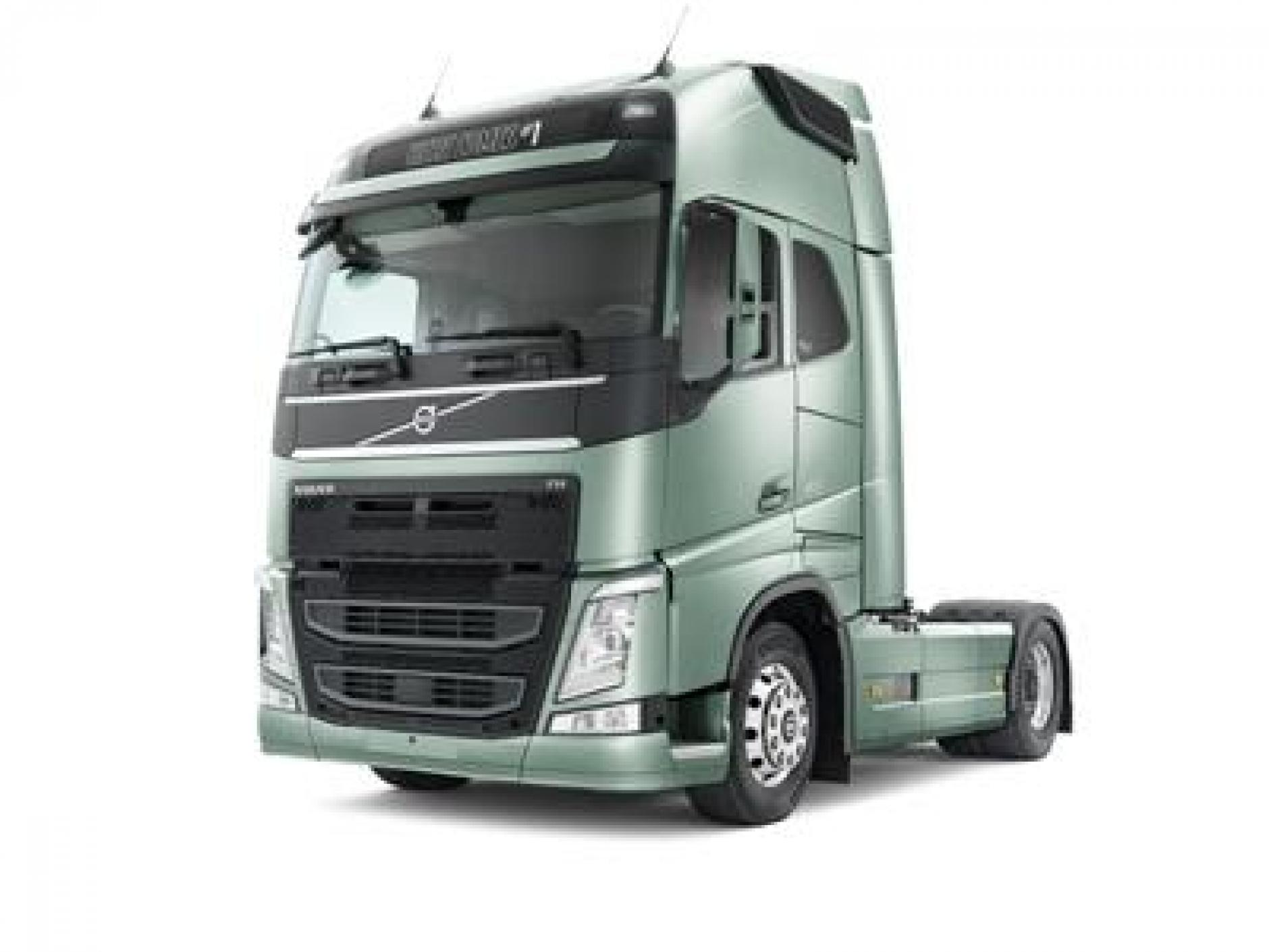 Volvo FH - I-See saves fuel and lowers CO2 | Volvo Trucks