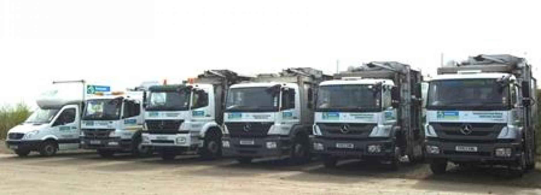 Keenan recycling orders two mercedes antos commercial motor for Keenan motors mercedes benz