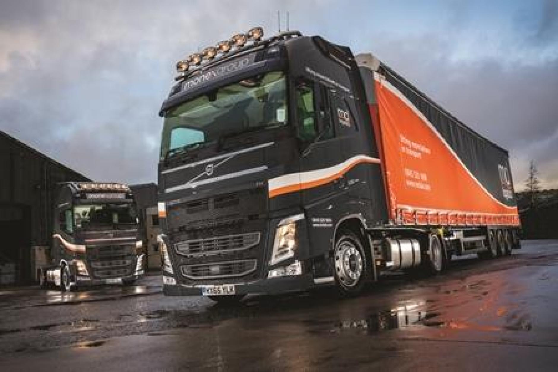 MCL Logistics buys new low-height Volvos | Commercial Motor