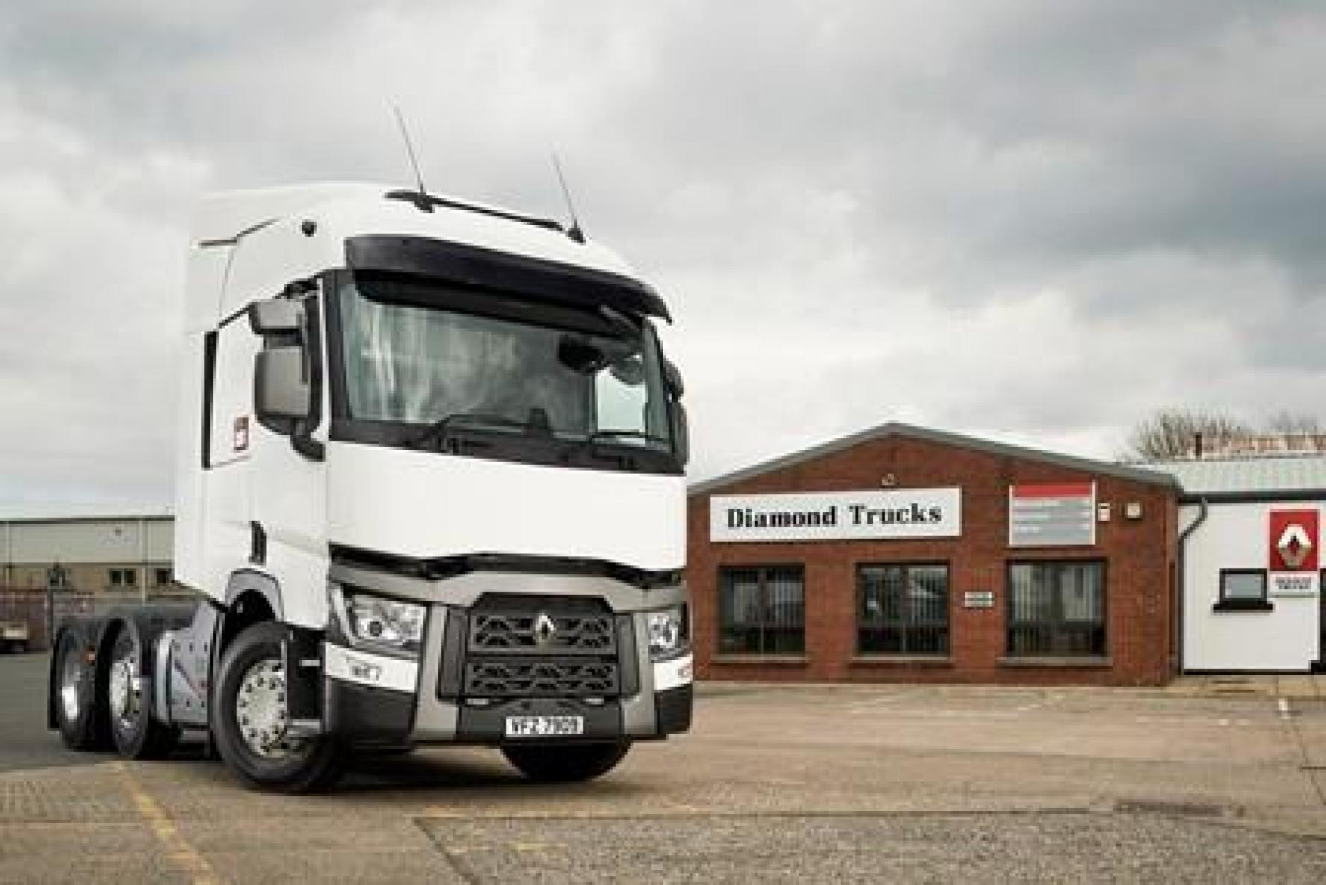 ab578d33e8 Dublin-based Setanta Vehicle Importers has purchased the Renault Trucks  franchise for Northern Ireland.