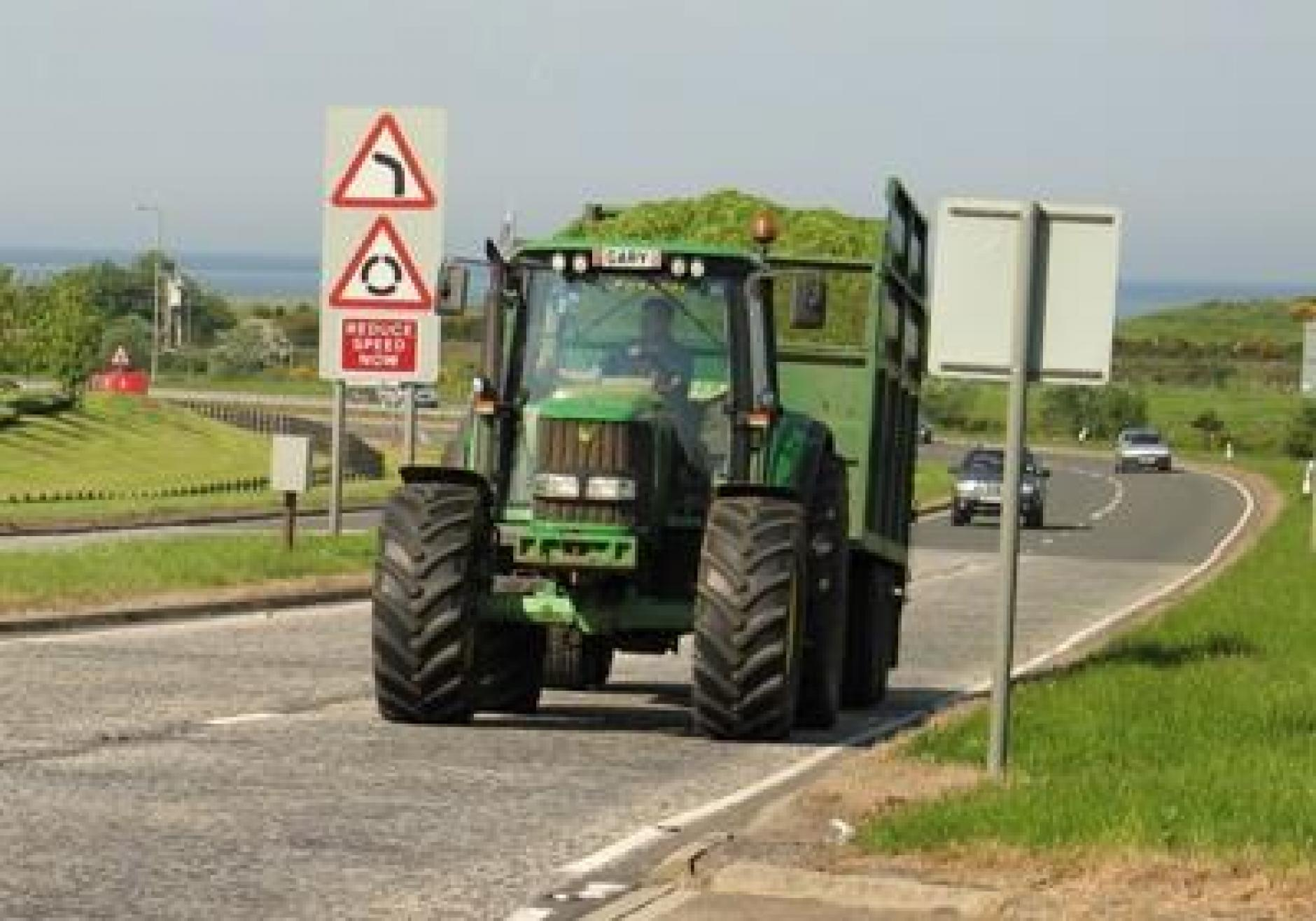 Tractor Trailer Weight Limits : Farm tractor weight and speed limit increases come into