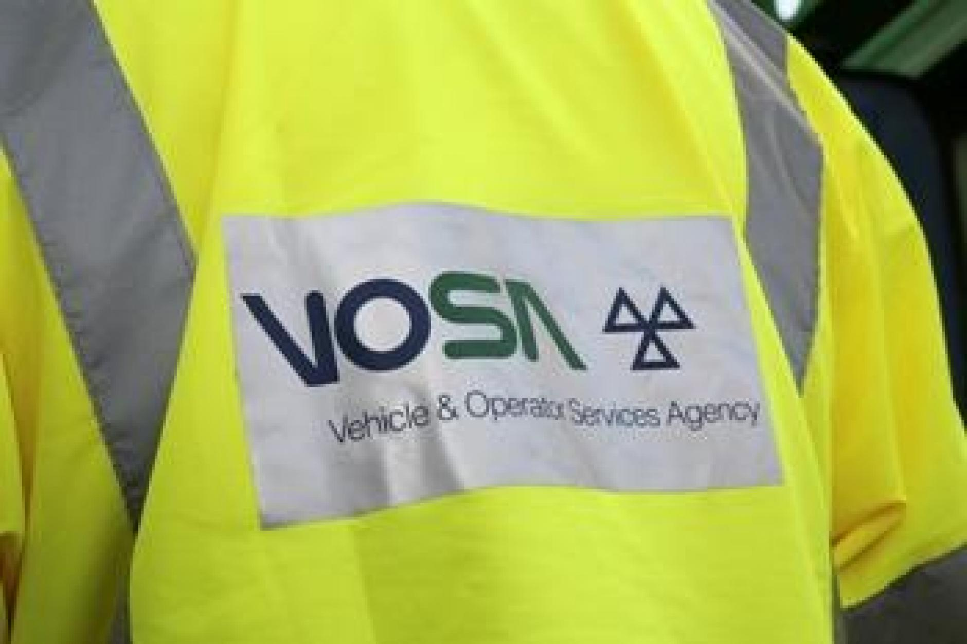 vosa makes updated hgv inspection manual available on line rh commercialmotor com hgv mot inspection manual 2018 Dot Inspection Manual