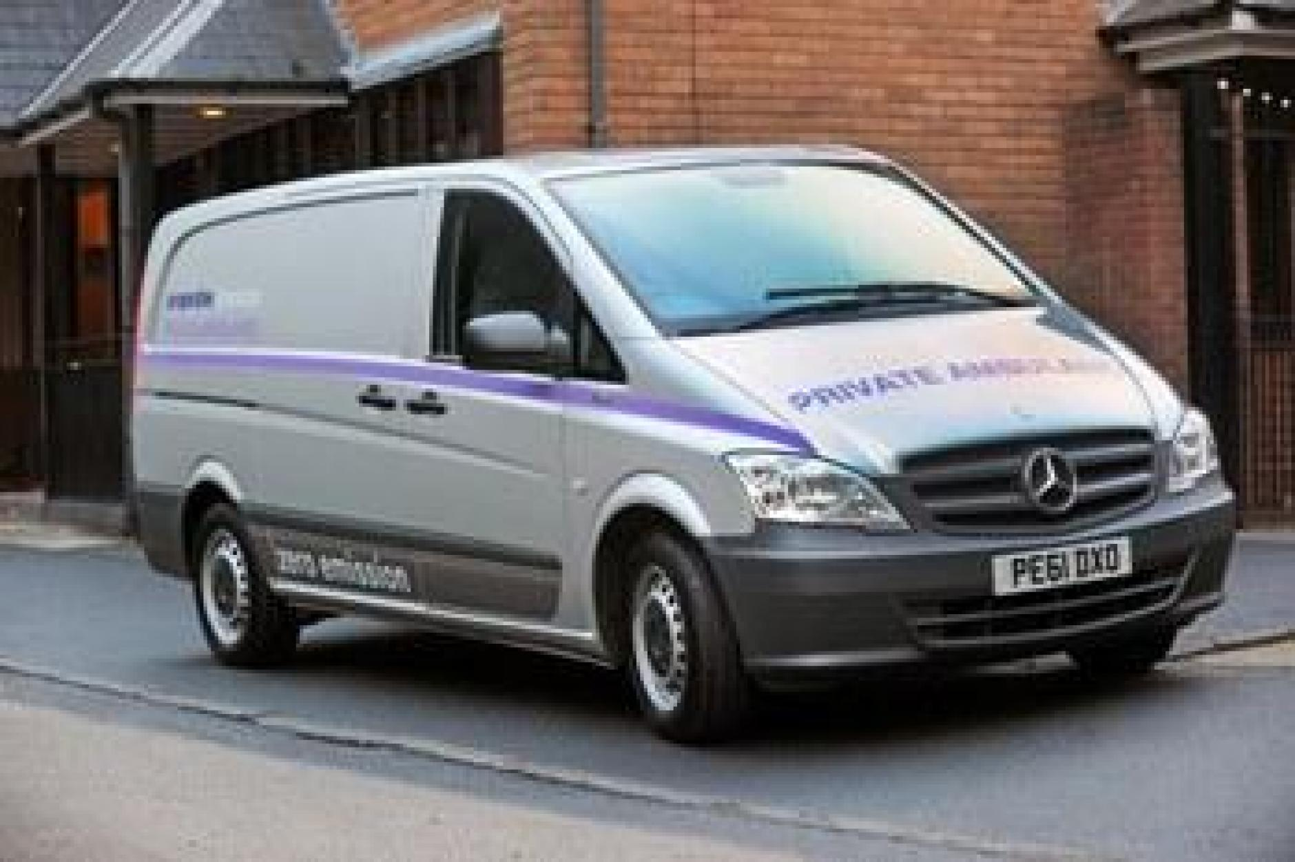 Funeral service operator becomes first uk customer for for Mercedes benz customer support