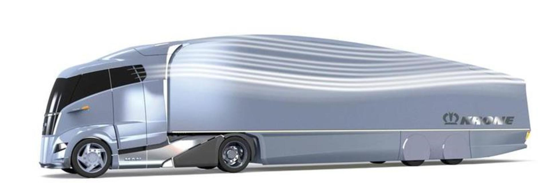 The Future Of Truck Design Commercial Motor