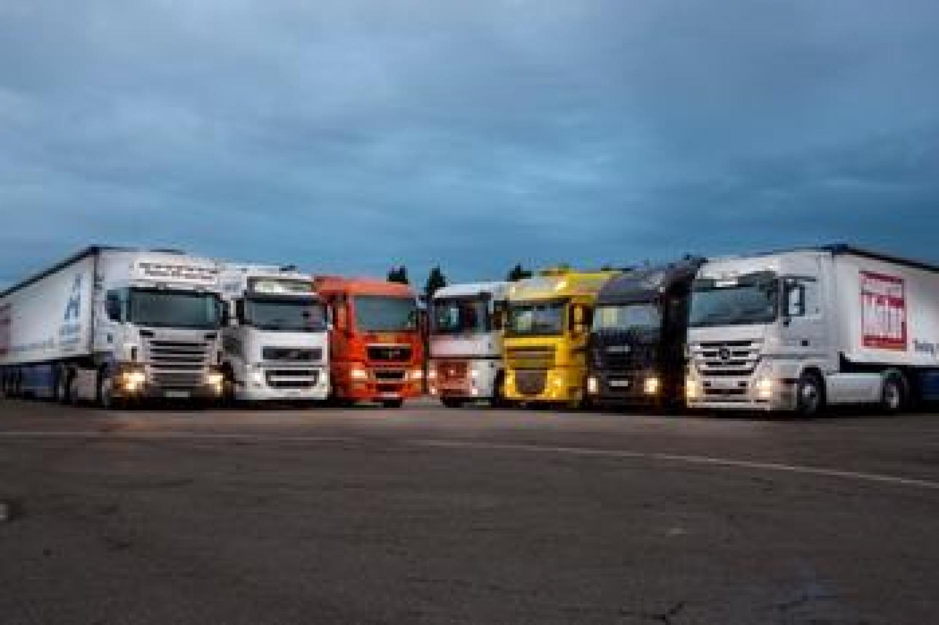 Truck Cab Styles >> New truck sales fall in Europe: world sales fare little better | Commercial Motor