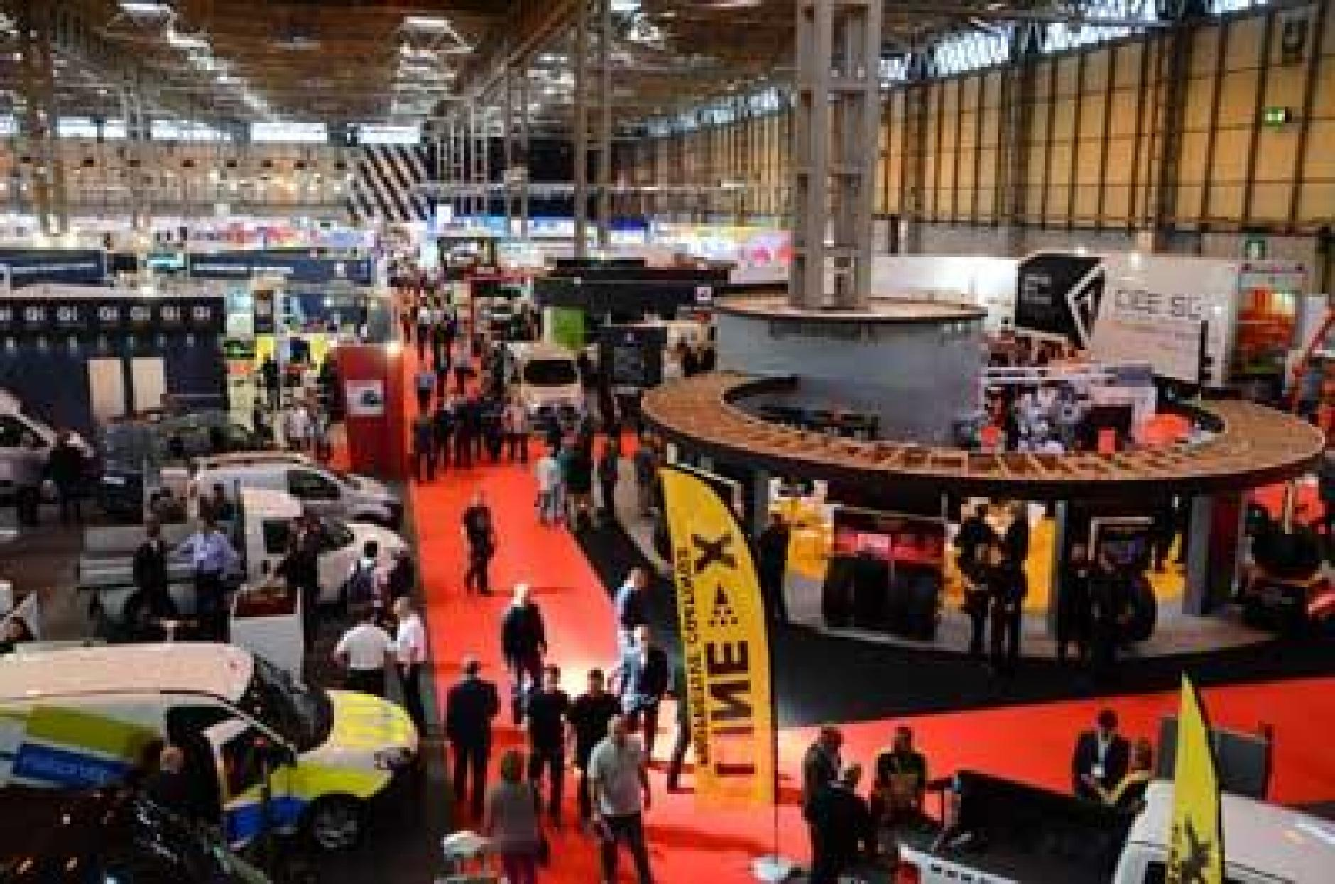 cv show 2016  vans to take centre stage at nec in april