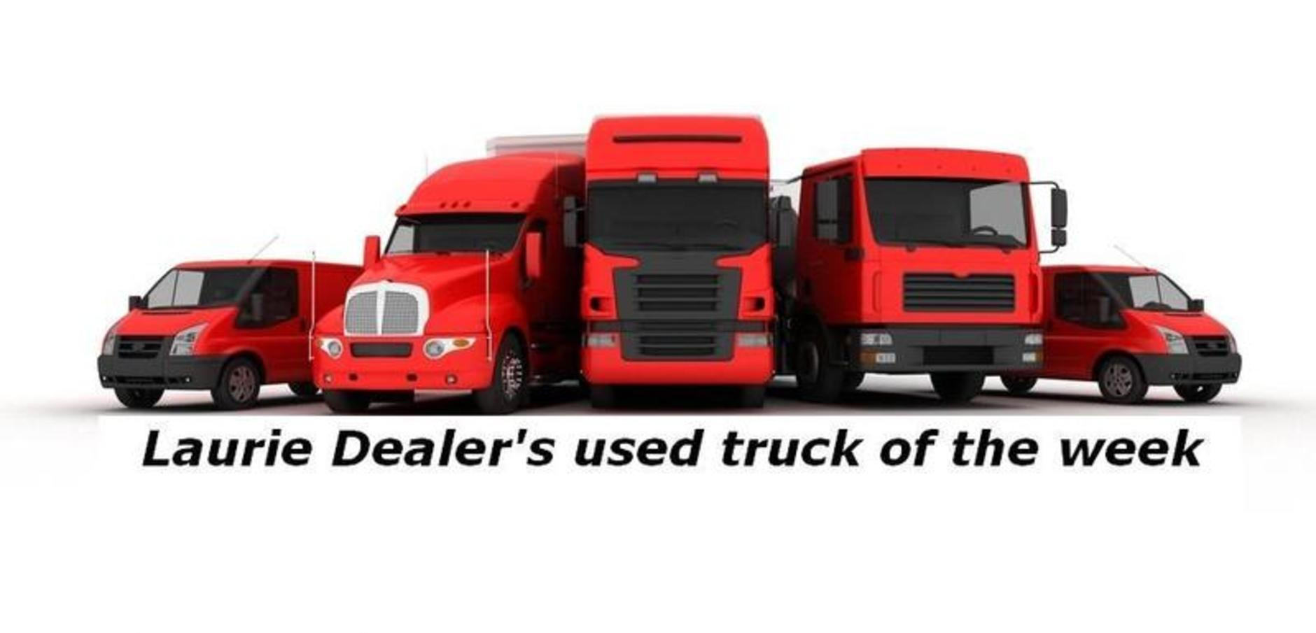 Laurie Dealer\'s used truck of the week (6/12/12) | Commercial Motor