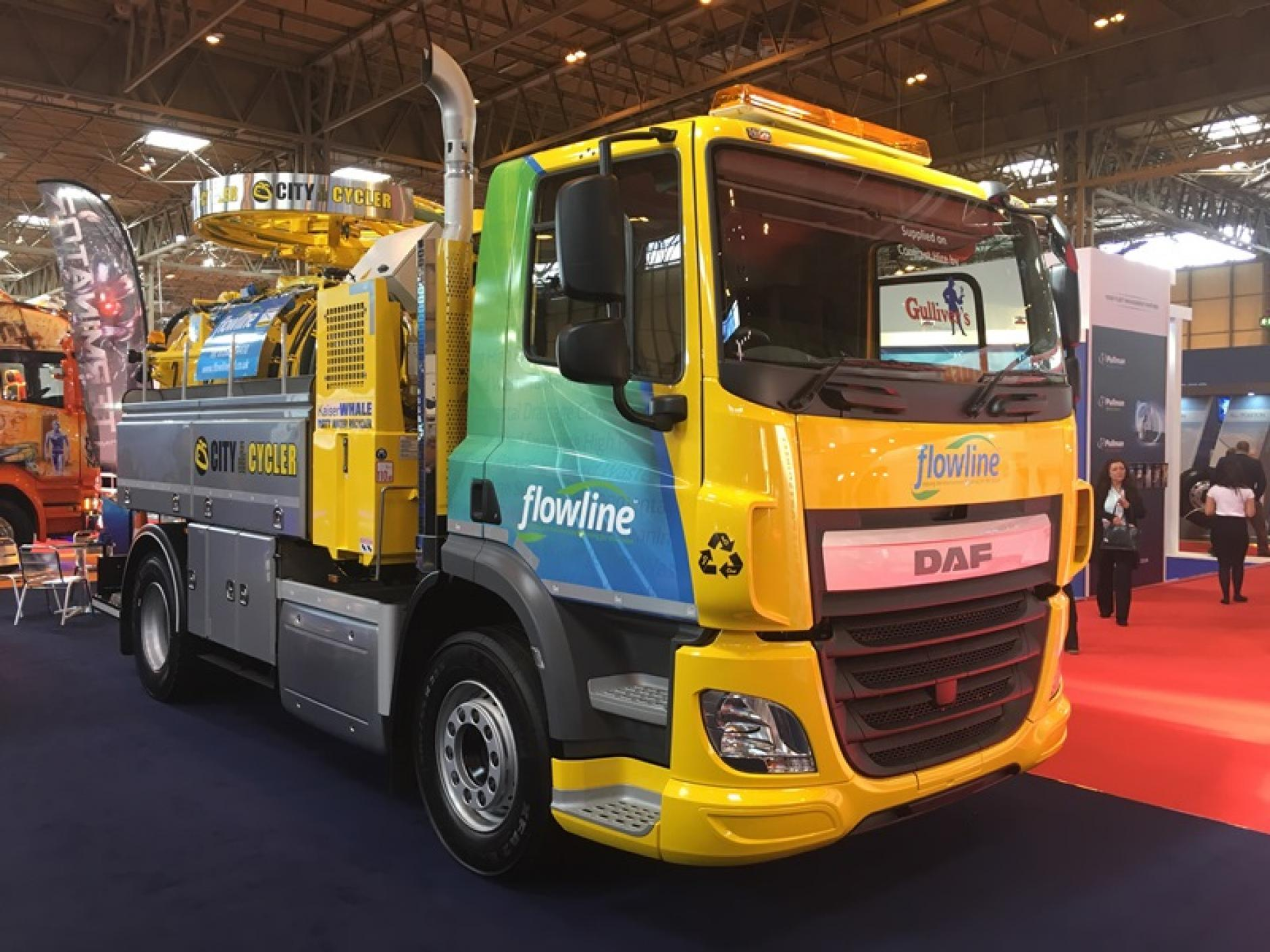 whale tankers exhibits range at cv show commercial motor solihull based whale tankers which is a long term supporter of the cv show took the opportunity to demonstrate products across all vehicle weights