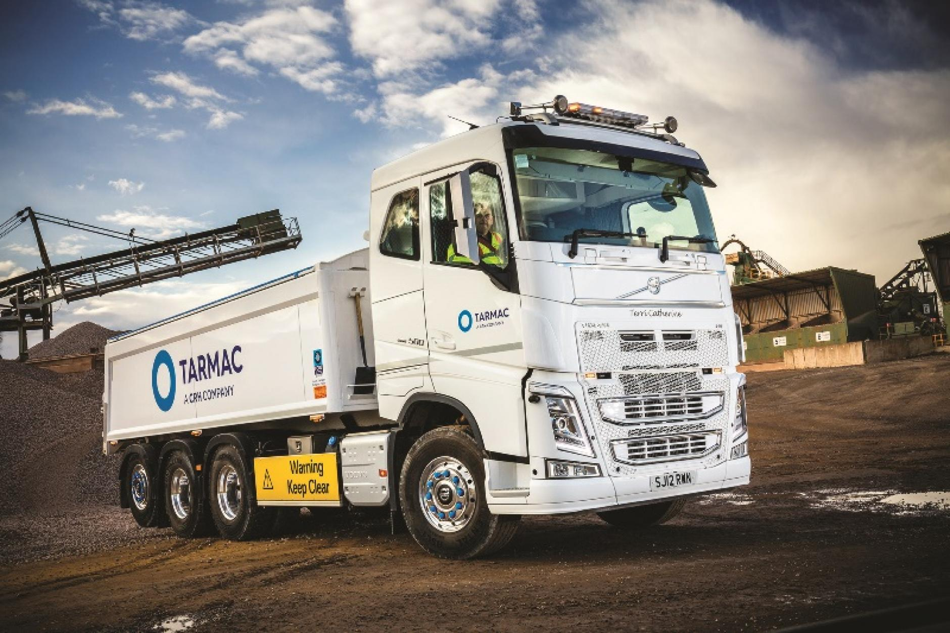 Toyota Of Bedford >> Simon Irwin goes for Volvo 8x4 Tridem tipper   Commercial Motor