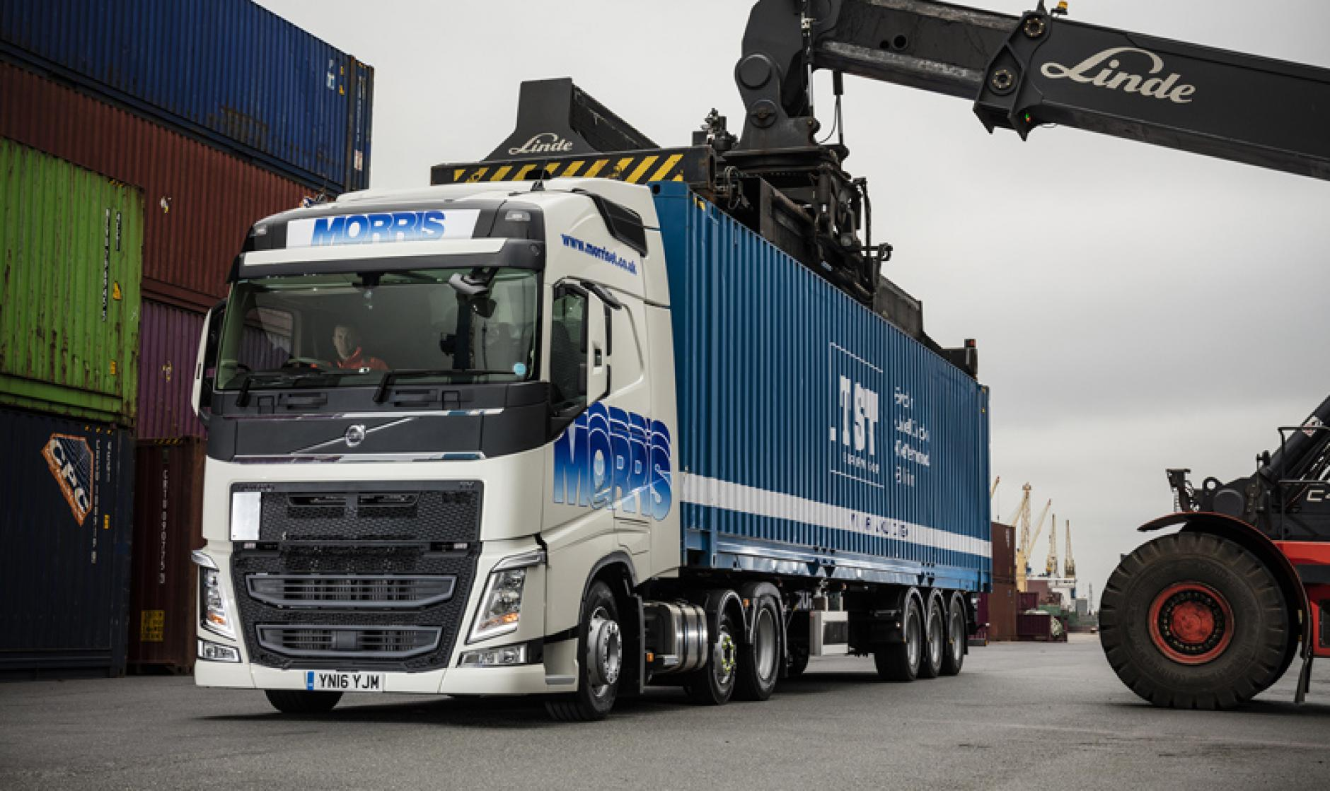 paper features trucks nz on volvo road lift series tandem en fh axle truck