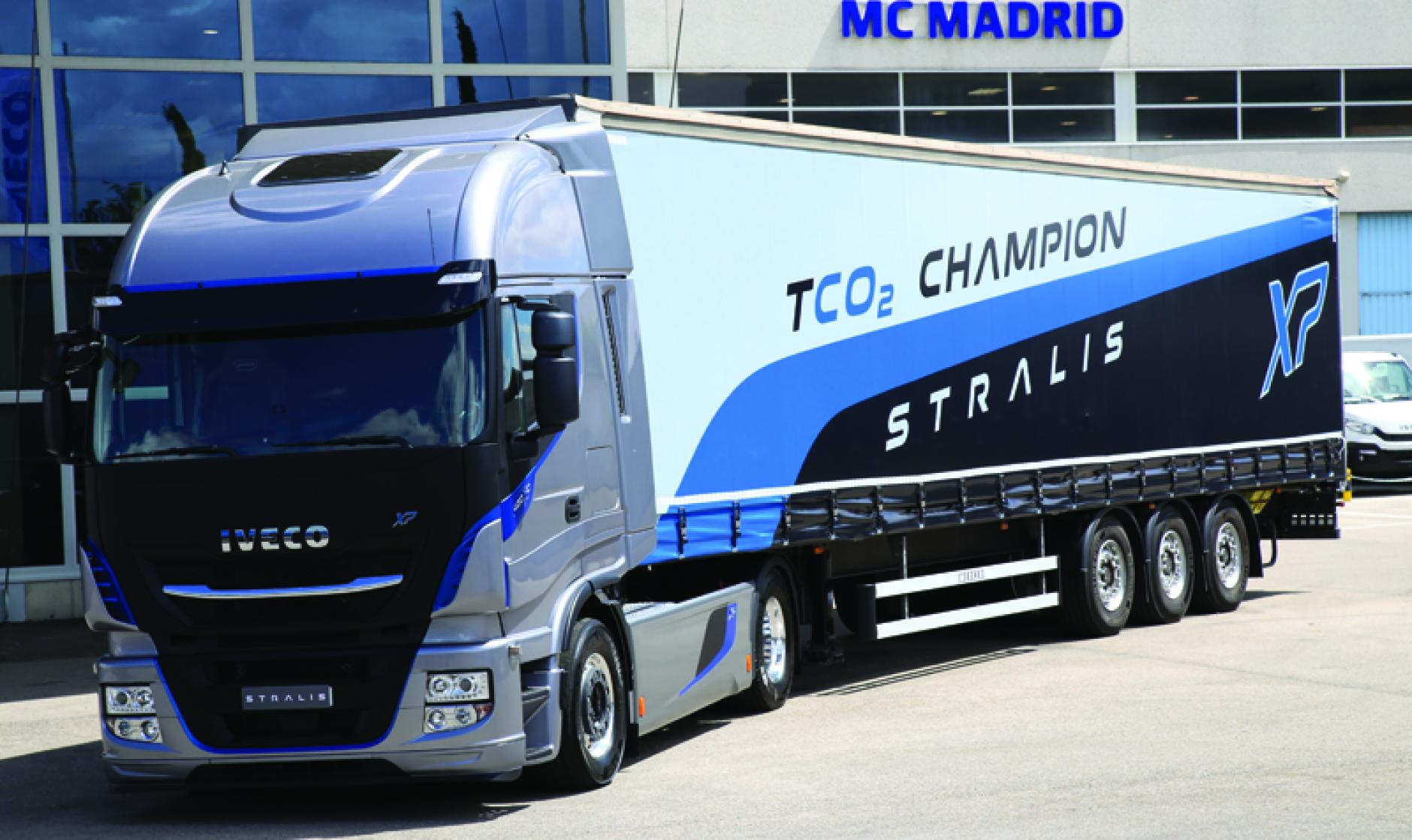 Iveco launches two new Stralis models  Commercial Motor