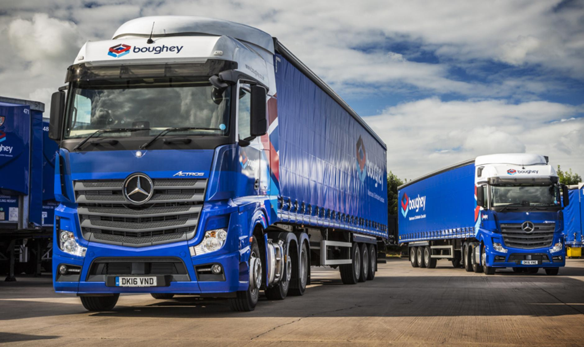 Boughey Distribution Actros