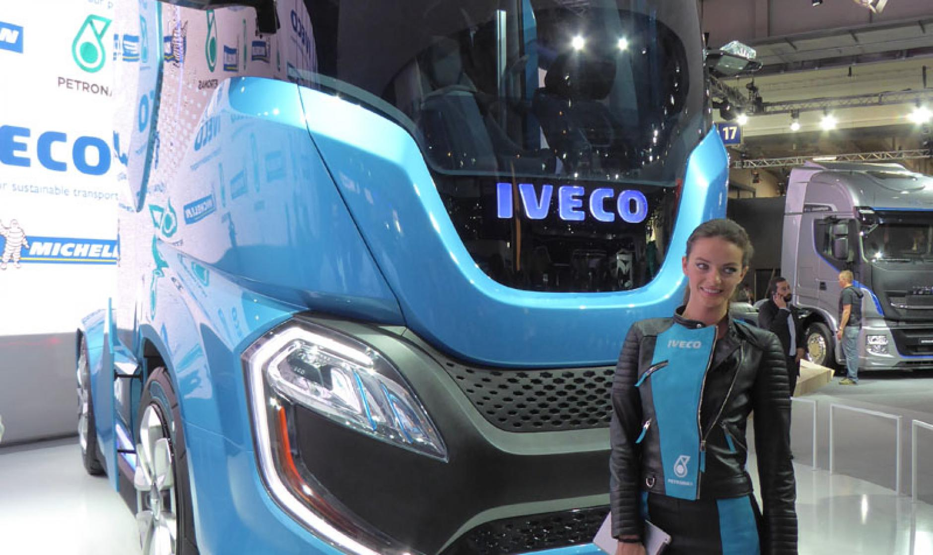Iveco concept at IAA CV Show in Hannover