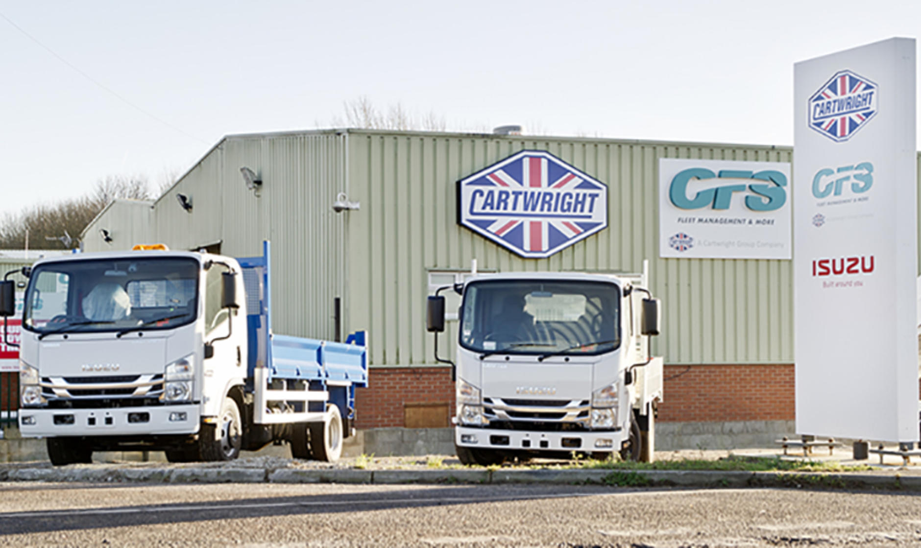 Cartwright Fleet Services Has Signed A Deal With Isuzu Truck UK In Leeds To  Become Its Full Sales, Service And Parts Dealer.