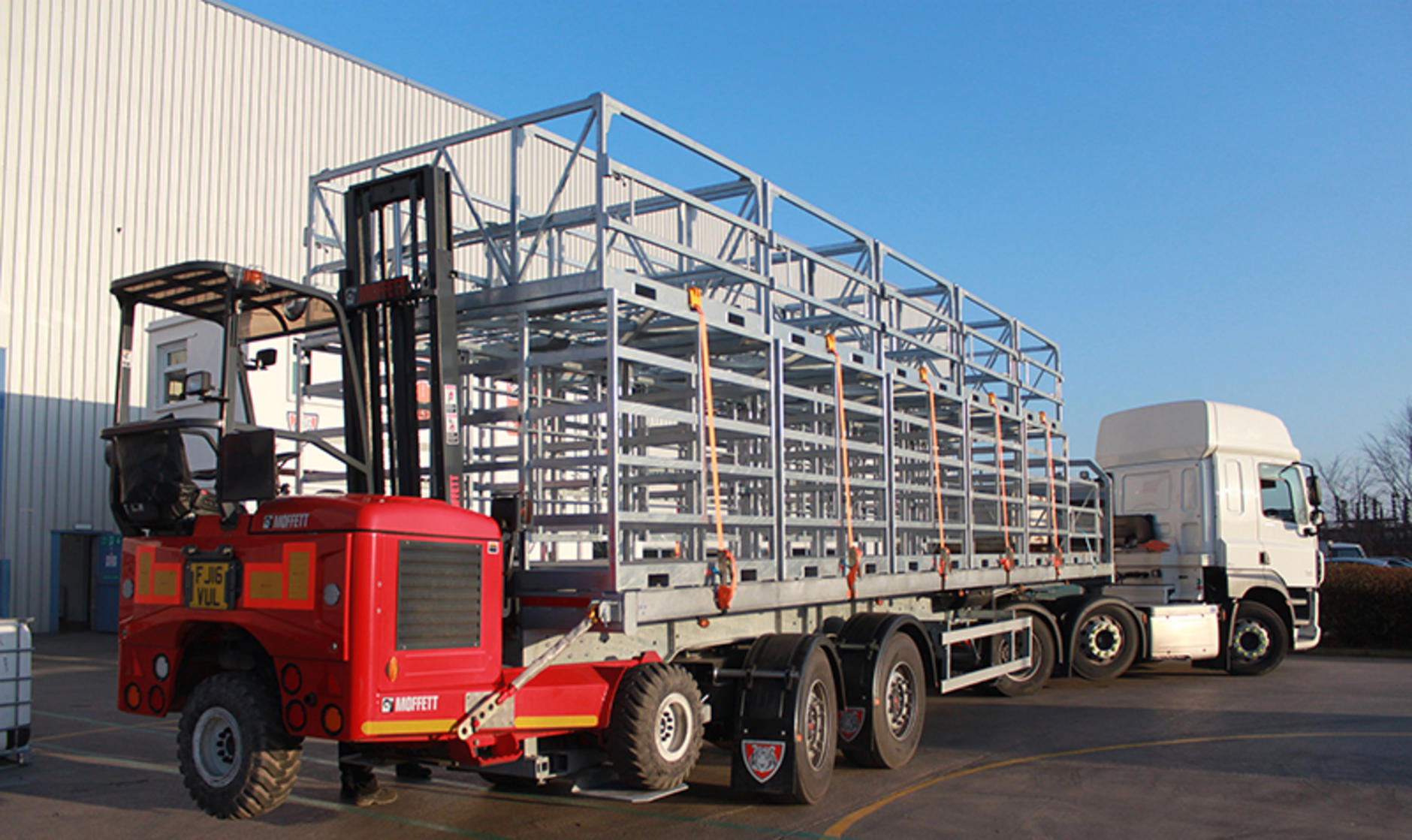 Calor Gas Buys Bespoke Tiger Trailers Unit Commercial Motor