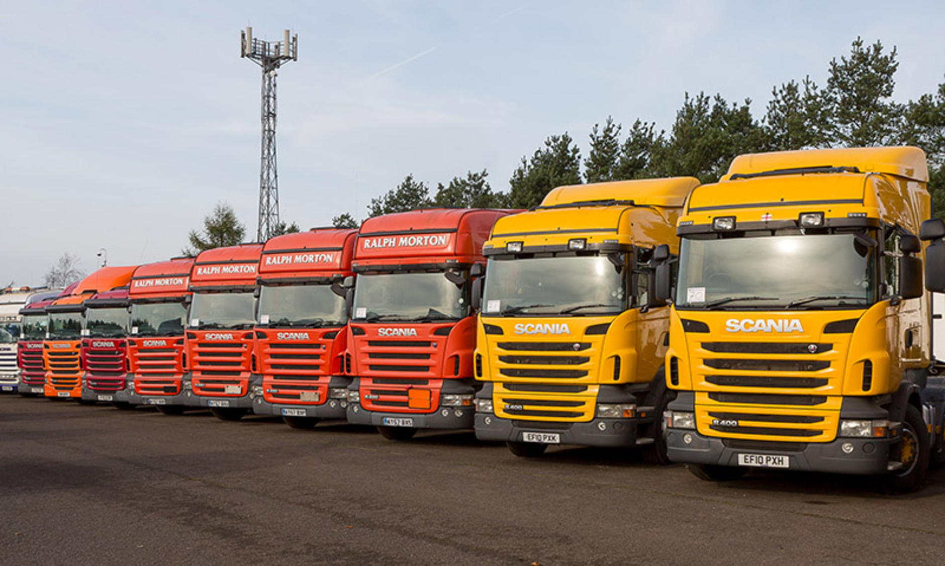 Used truck sales will be a challenge for industry says for Commercial motor used trucks