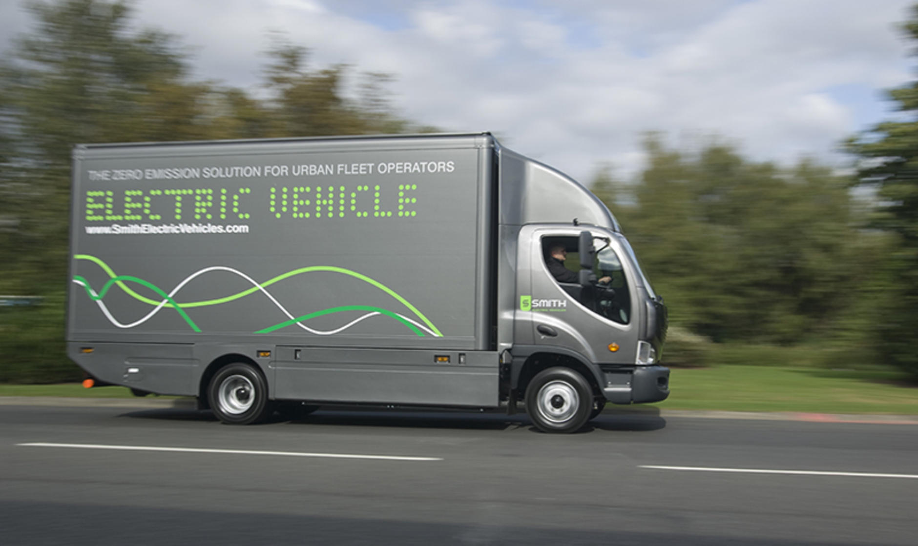 Smith Electric Vehicles Ceases Operations Or Has It Commercial Motor