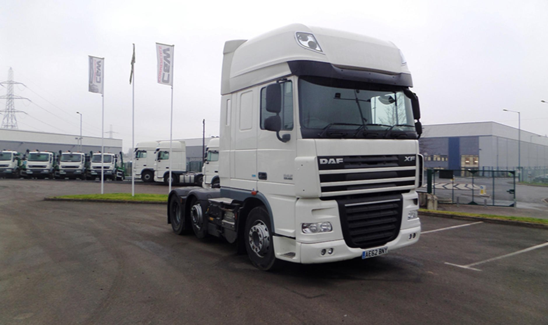 Top five things you need to know when buying a used truck for Commercial motor used trucks
