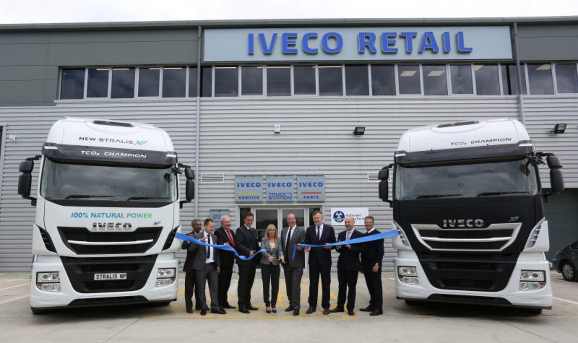 Iveco Farnborough