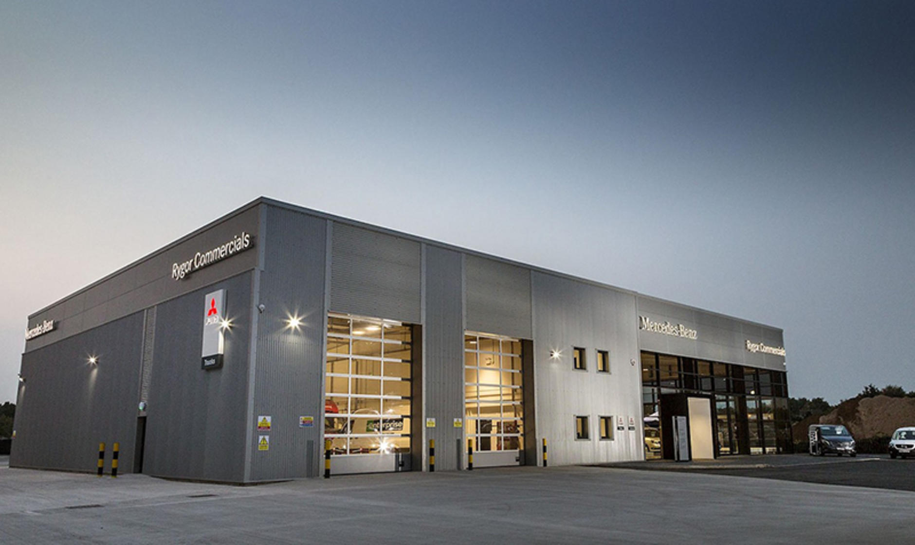 Six things you need to know about: Rygor Commercials | Commercial Motor