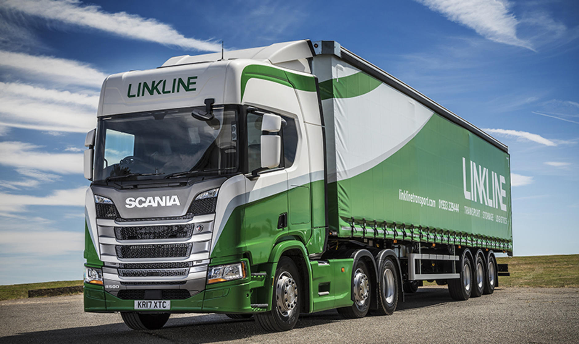 Next Generation Scania R-Series