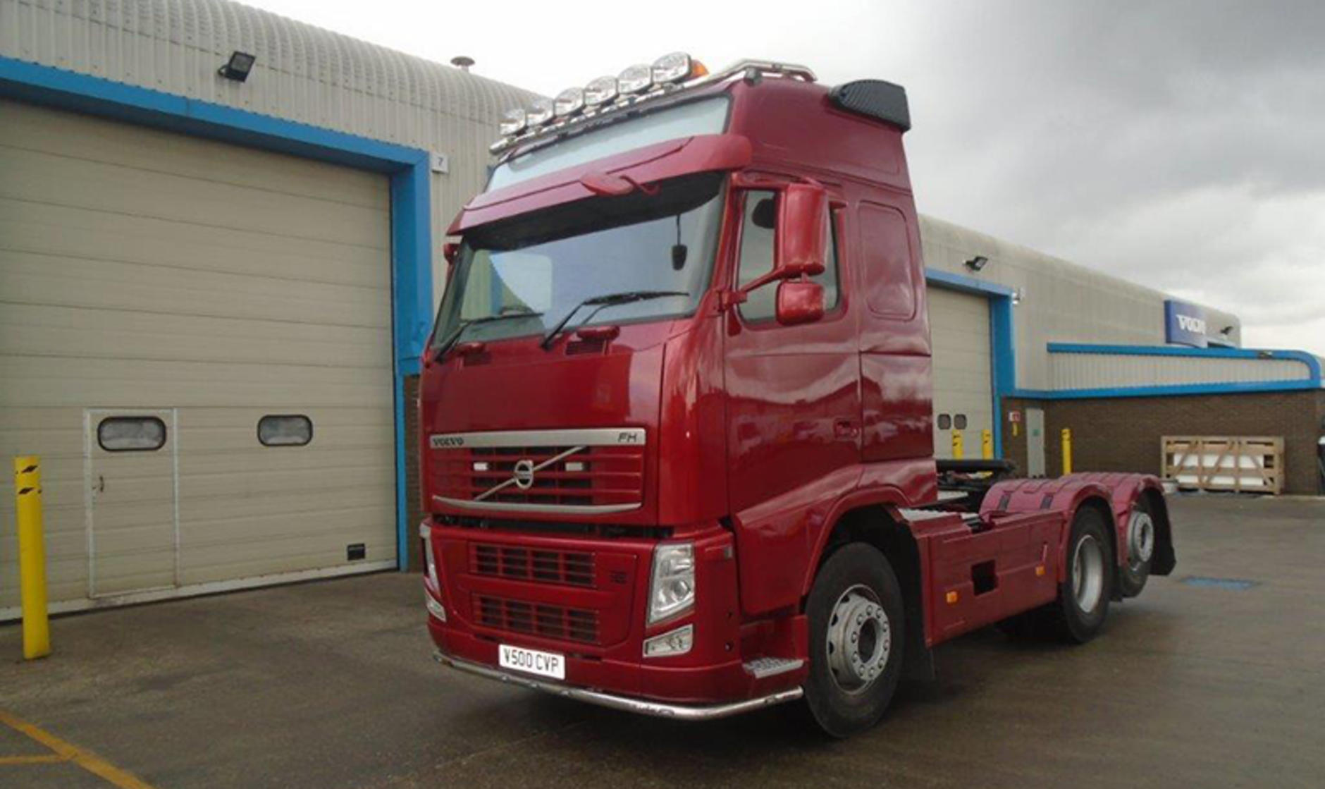 commercial motor s used truck of the week a 2012 volvo