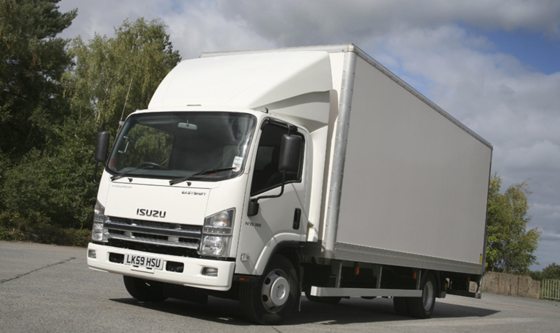 Mercedes Van For Sale >> Driving 7.5-tonne trucks: what are the requirements? | Commercial Motor