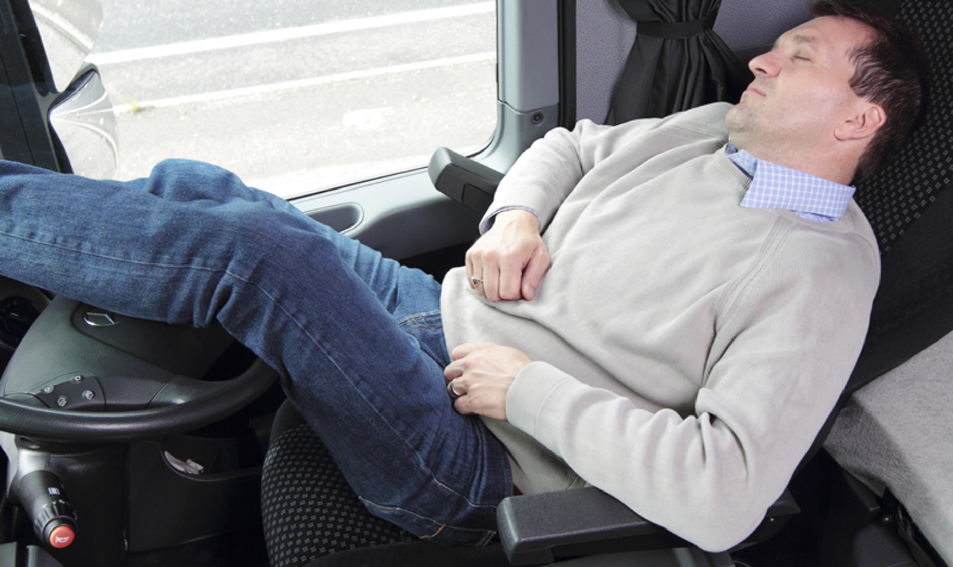 Operator panel: should drivers be allowed to take their ...
