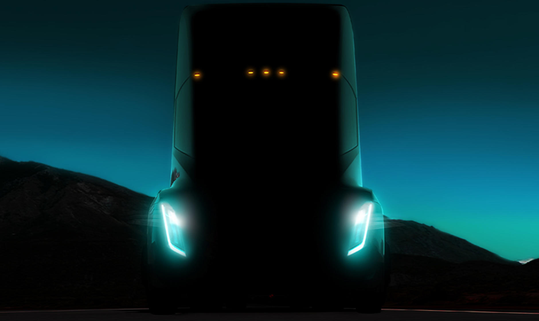 Elon Musk Announces Tesla Semi-Truck Reveal Date